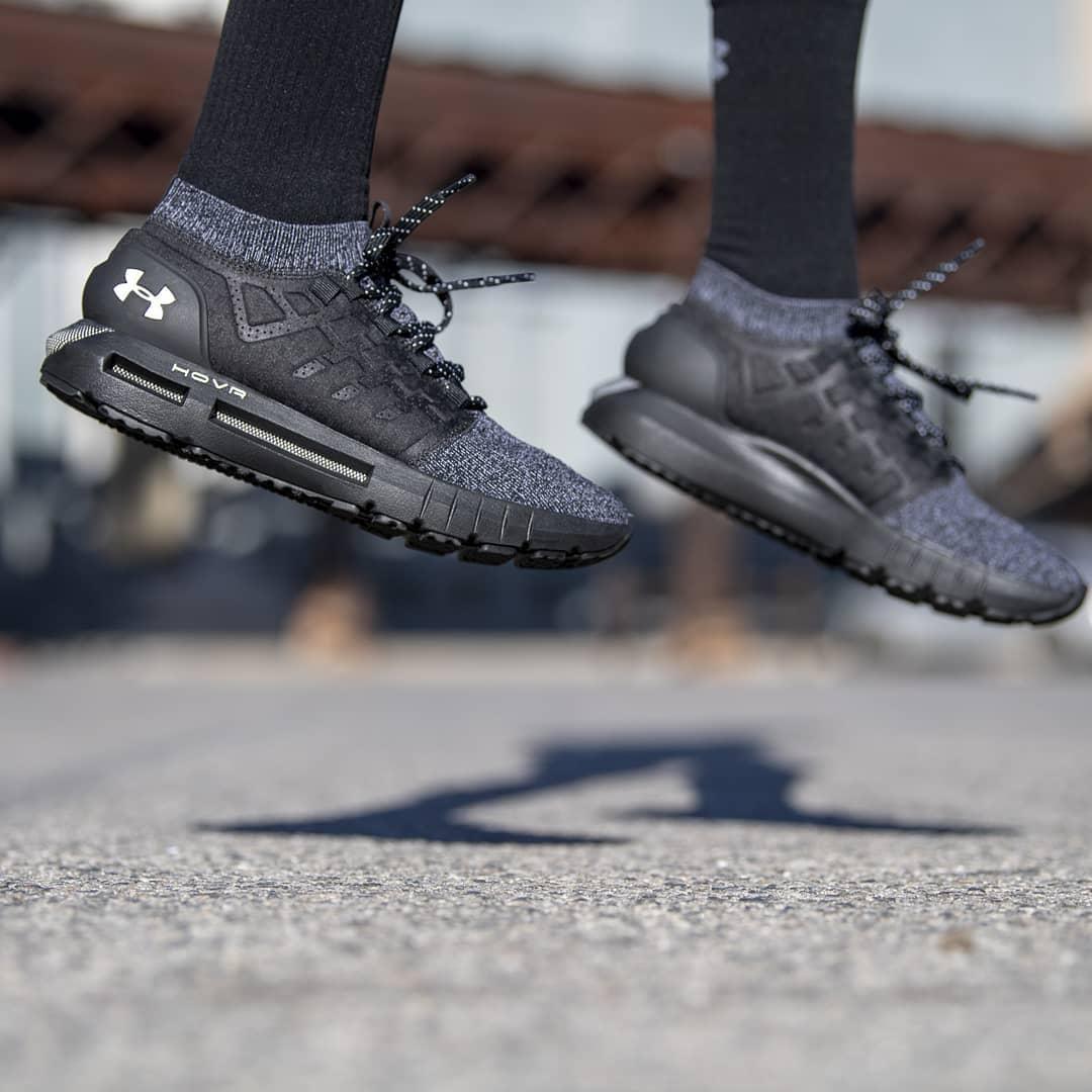 Tênis para correr na rua: Under Armour HOVR Phantom