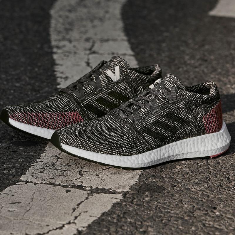 Tênis para correr na rua: Adidas PureBoost GO
