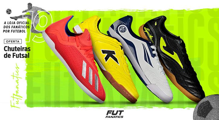 7dc7098d6e As melhores chuteiras de futsal  Veja algumas das principais marcas