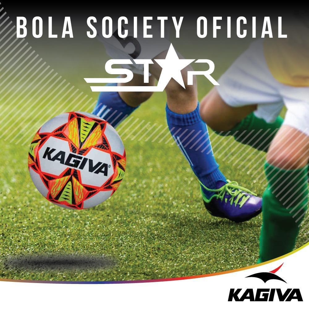 Bola de futebol barata de Society da Kagiva