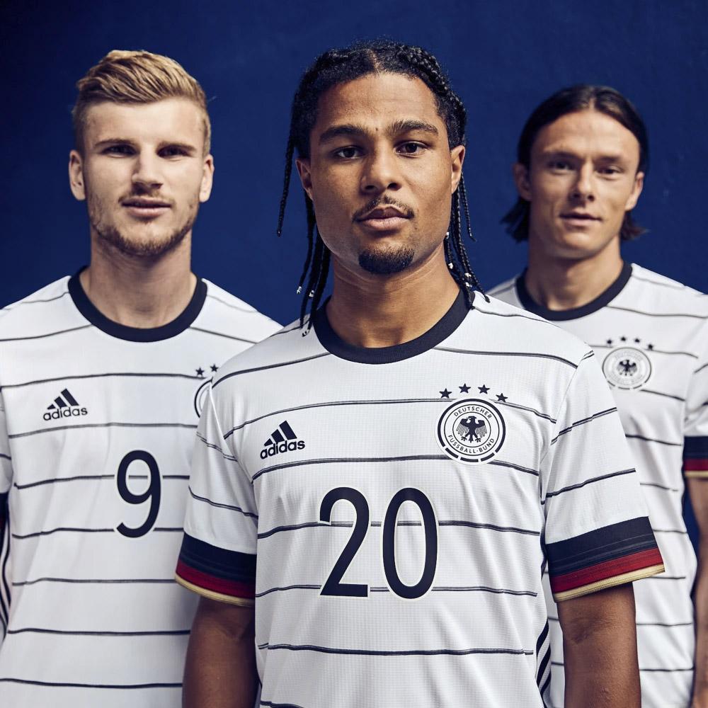 Camisa da Alemanha Adidas Euro 2020