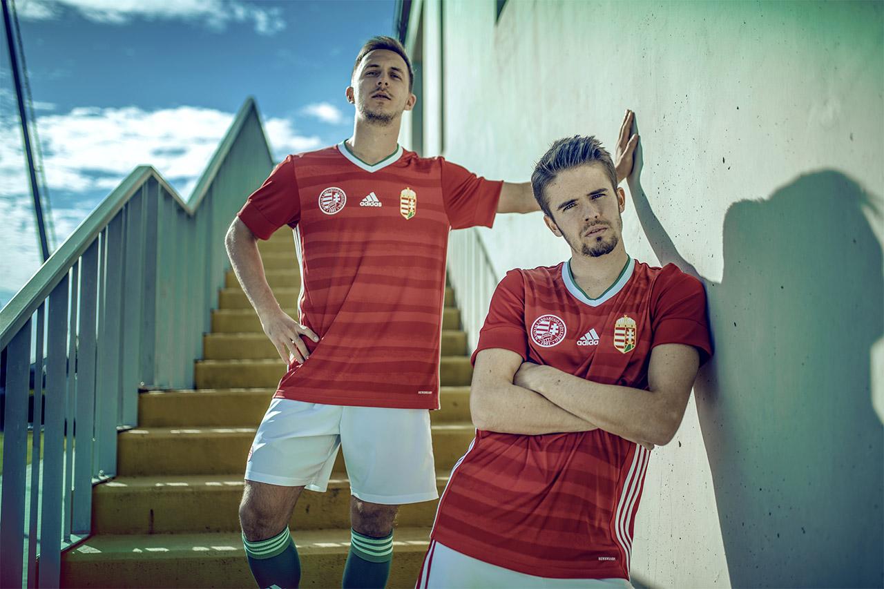 Camisa da Hungria Adidas Euro 2020