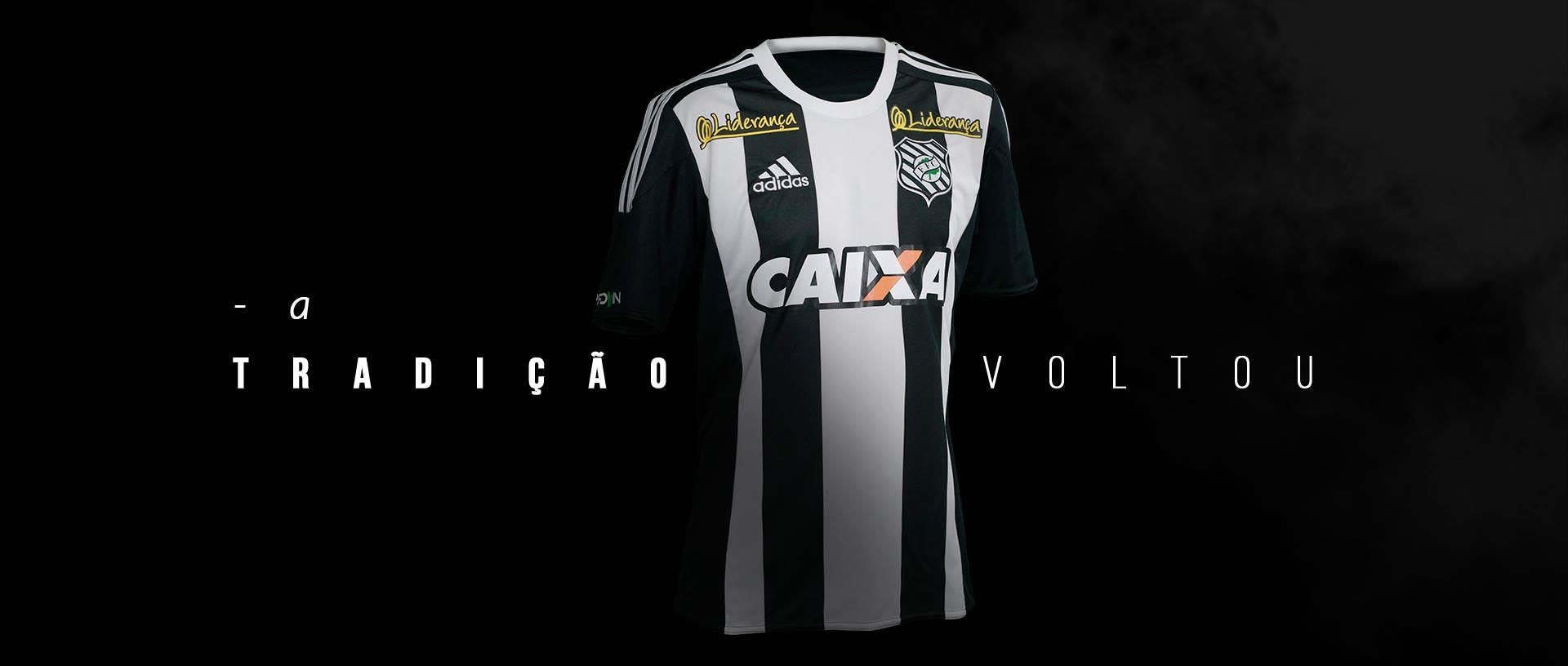 Camisas de times em promoção: Figueirense