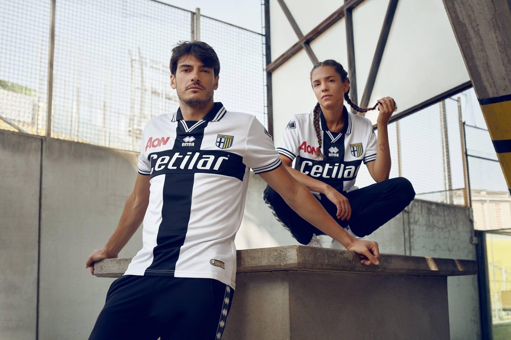 Camisas de times em promoção: Parma