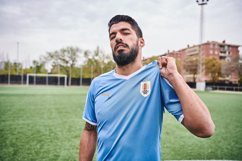 Camisas de times em promoção: Uruguai