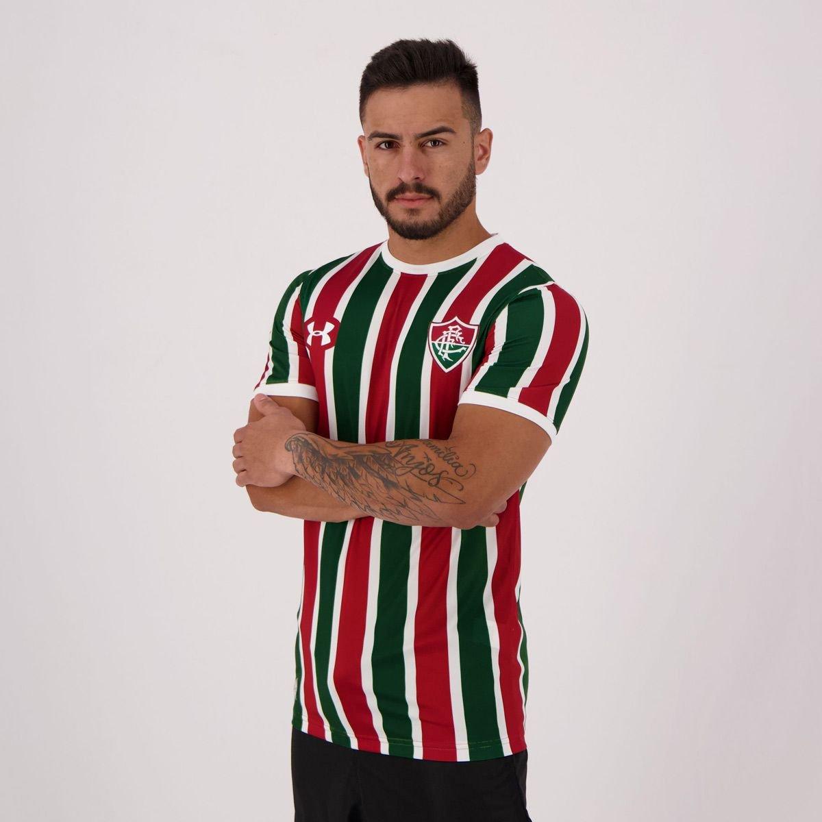 Camisas de times em promoção: Fluminense