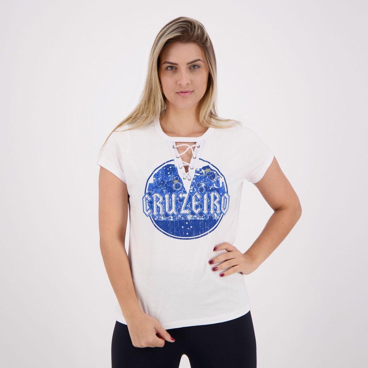 Moda futebol: camisetas femininas