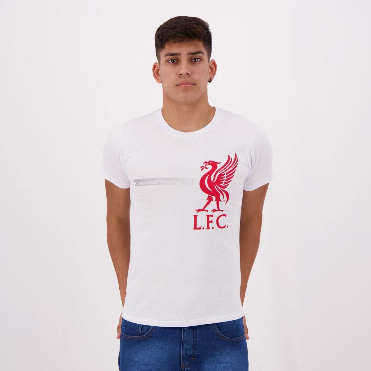 Moda futebol: Liverpool