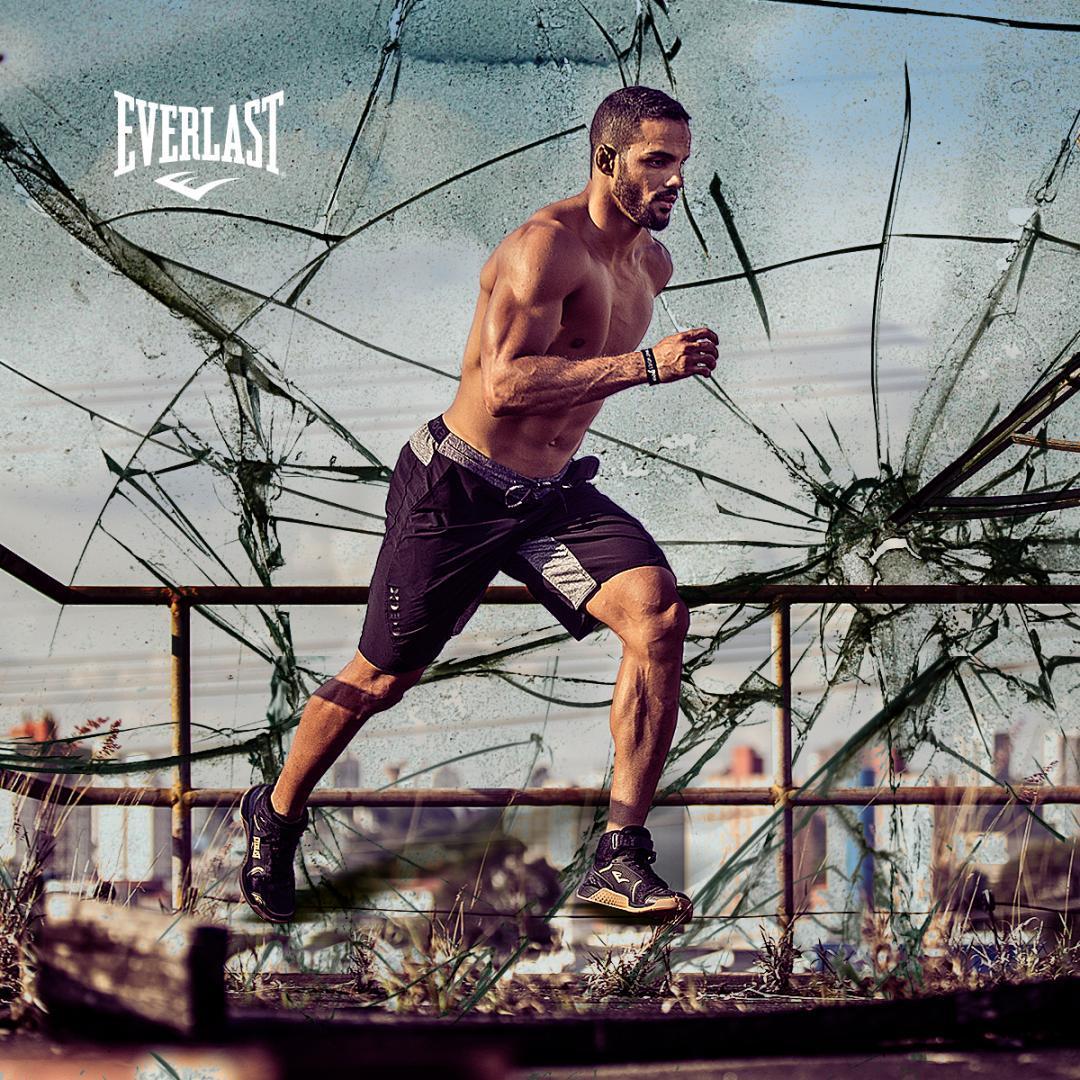 Tênis running promoção: Everlast Bunker