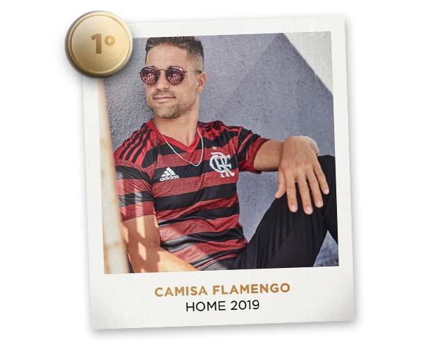 Camisas de futebol mais bonitas de 2019: Flamengo