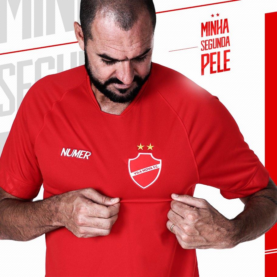 Camisas de futebol raras: Vila Nova
