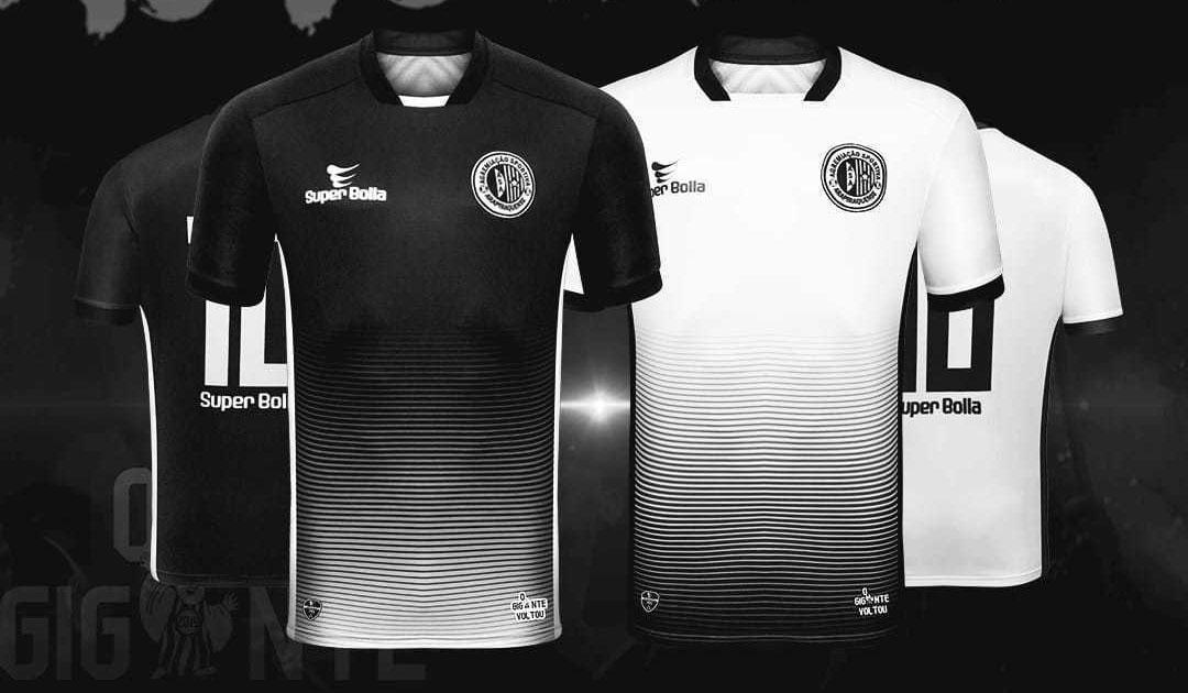 Camisas raras de futebol: Asa de Arapiraca