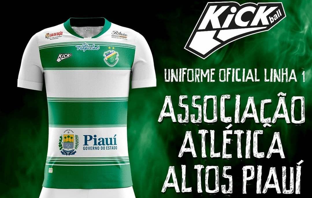 Camisas raras de futebol: Altos