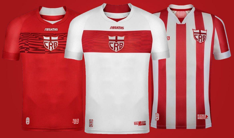Camisas raras de futebol: CRB