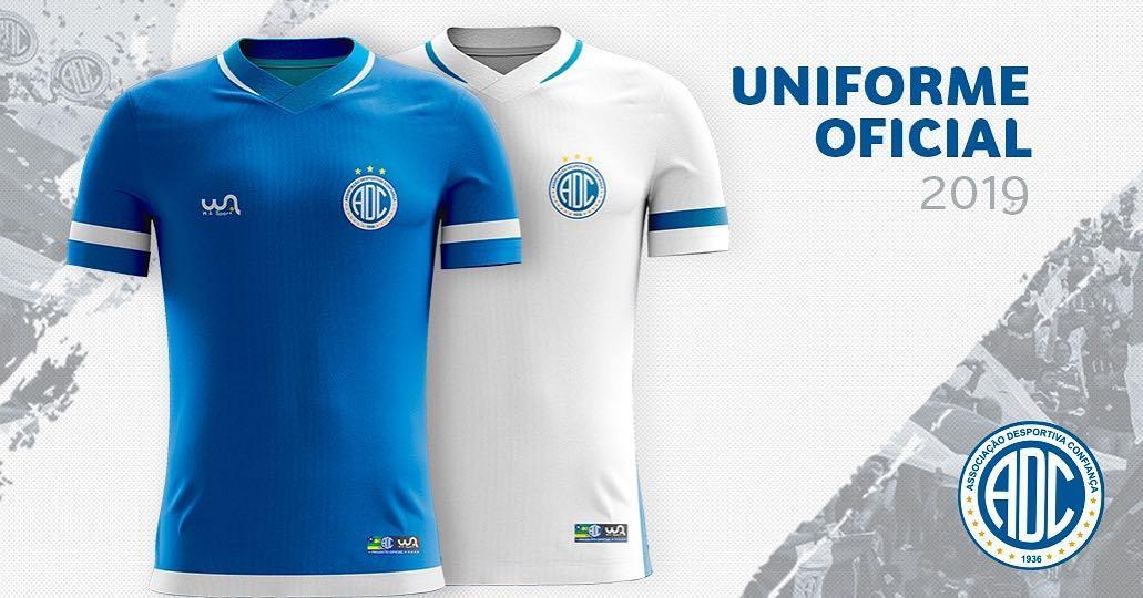 Camisas raras de futebol: Confiança