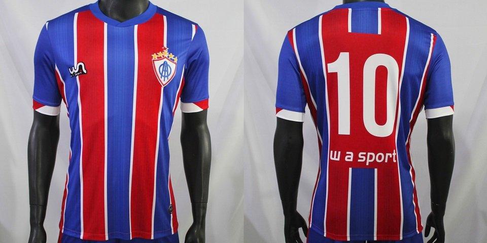 Camisas raras de futebol: Itabaiana