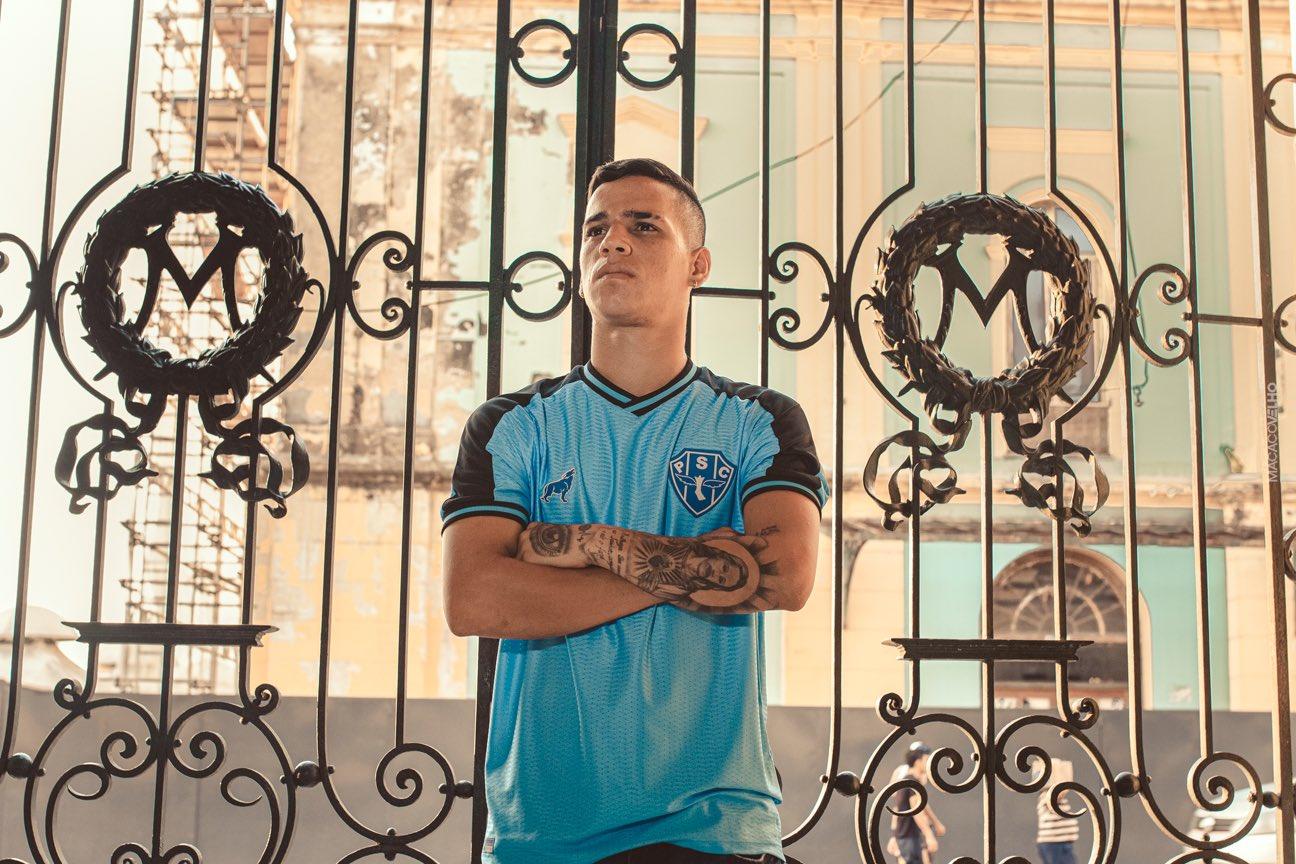 Camisas raras de futebol: Paysandu