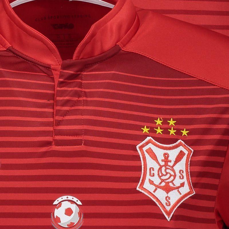 Camisas raras de futebol: Sergipe