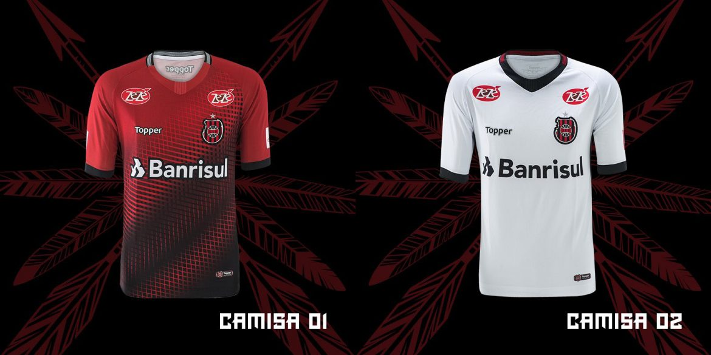 Camisas de futebol raras: Brasil de Pelotas