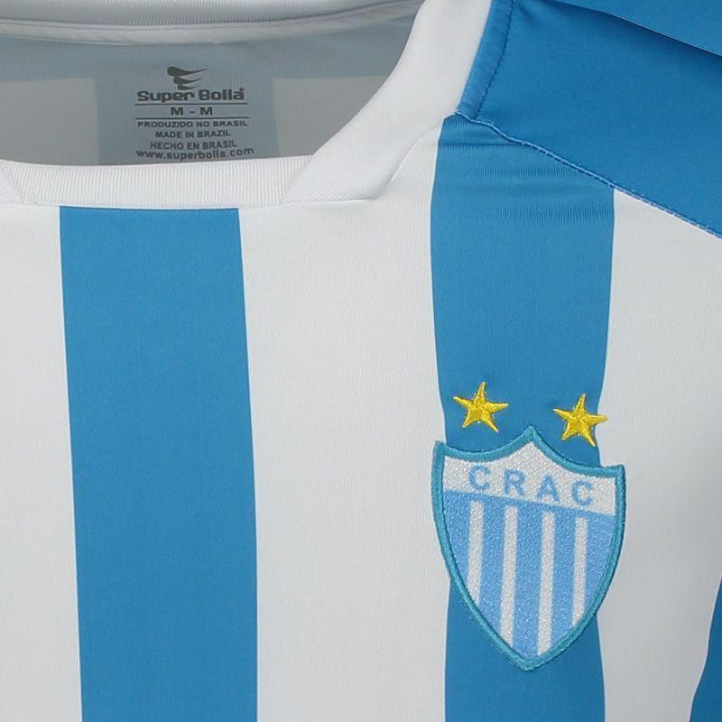 Camisas de futebol raras: CRAC