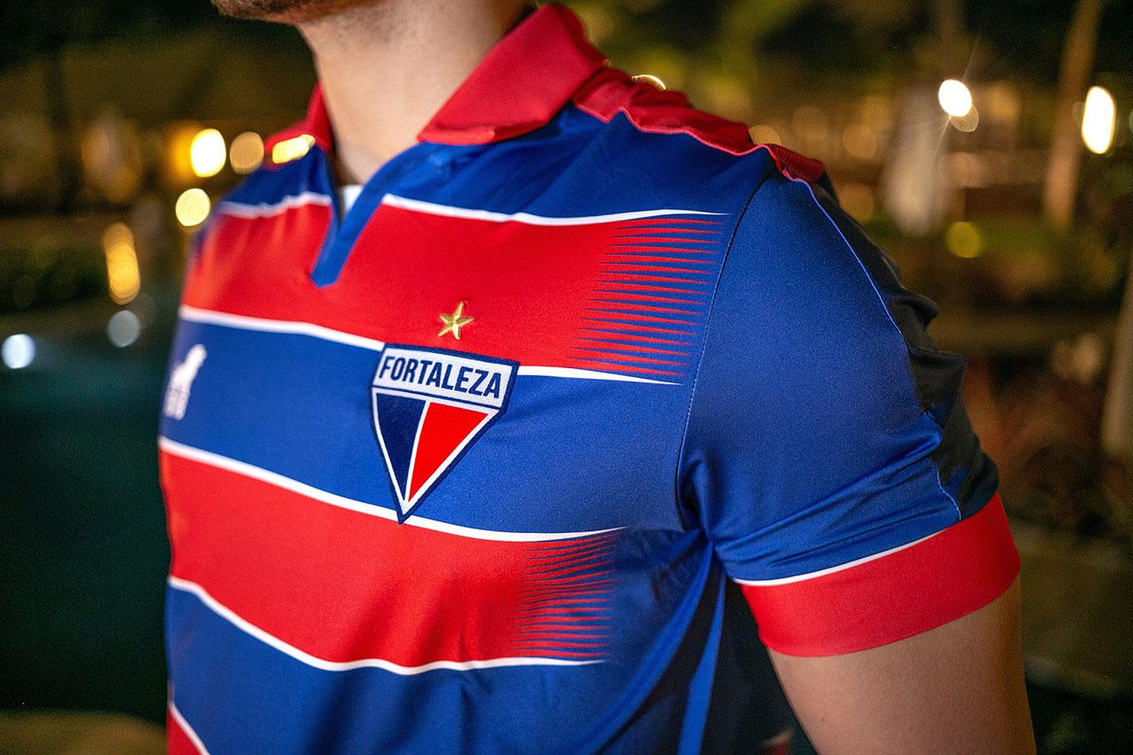 Camisas raras de futebol: Fortaleza
