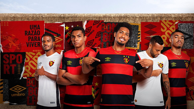 Camisas raras de futebol: Sport