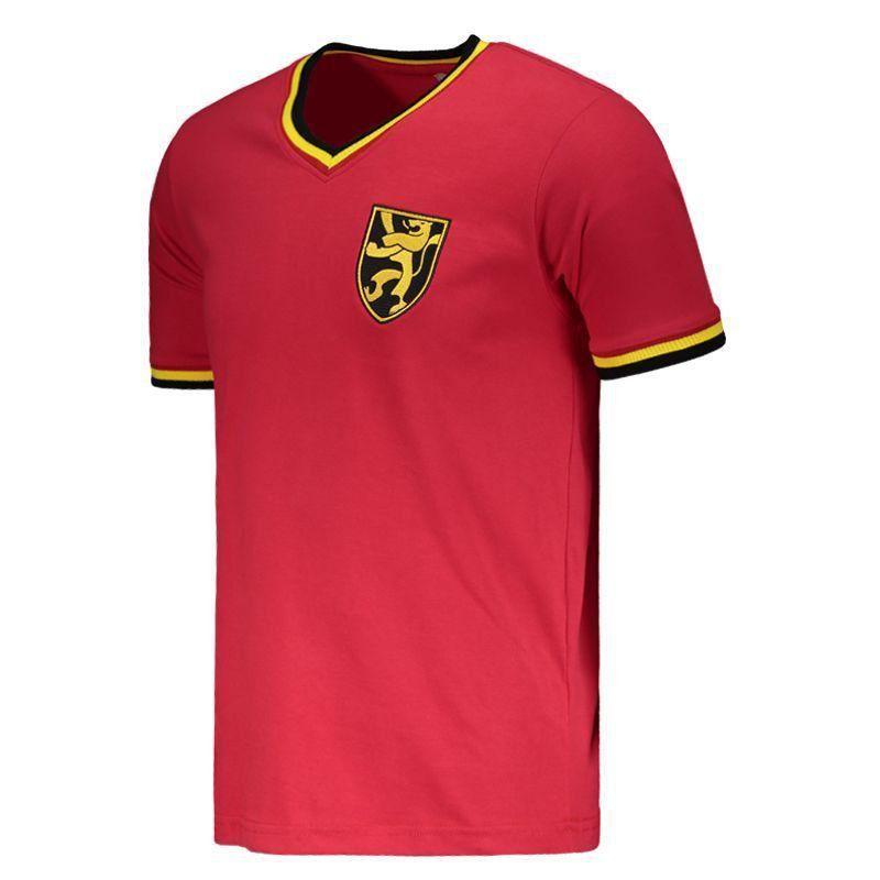 Camisas retrô futebol: Bélgica