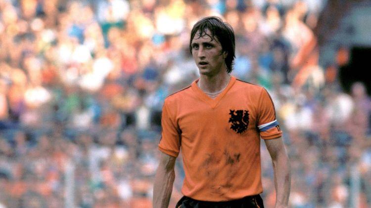 Camisas retrô futebol: Holanda