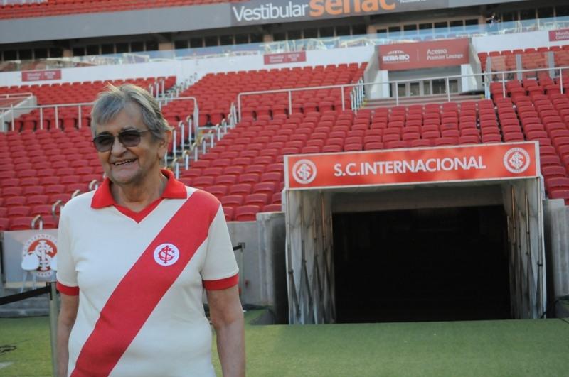 Camisas retrô futebol: Internacional