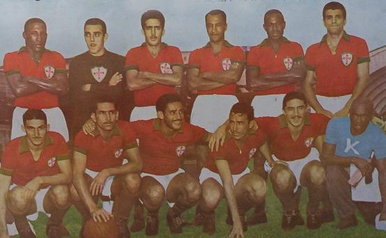 Camisas retrô futebol: Portuguesa