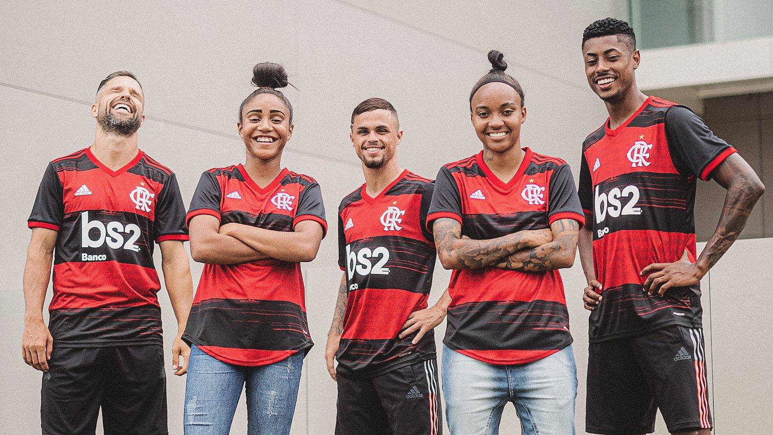 Nova camisa do Flamengo 2020