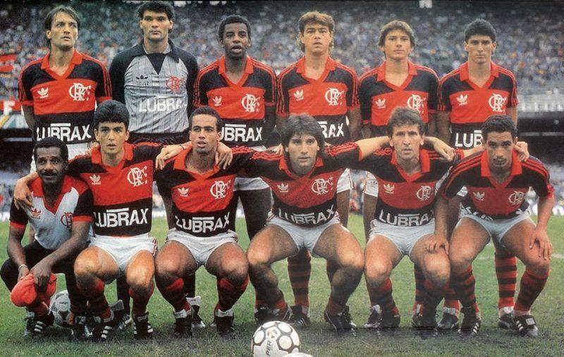 Nova camisa do Flamengo 2020: o Esquadrão do Flamengo de 87