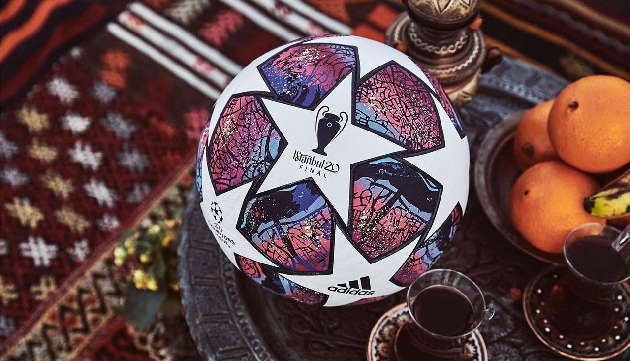 Bolas da Champions League: Finale Istambul