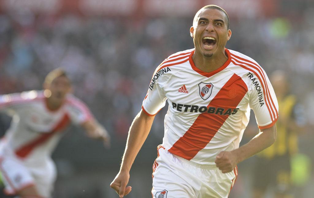 Jogadores estrangeiros no Brasil: Trezeguet