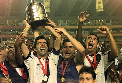 Vasco e Kappa: Libertadores