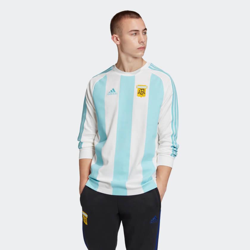 novas camisas de times Argentina