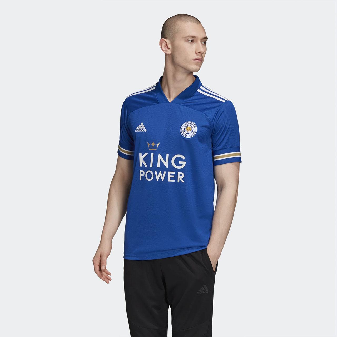 Camisas de times Leicester