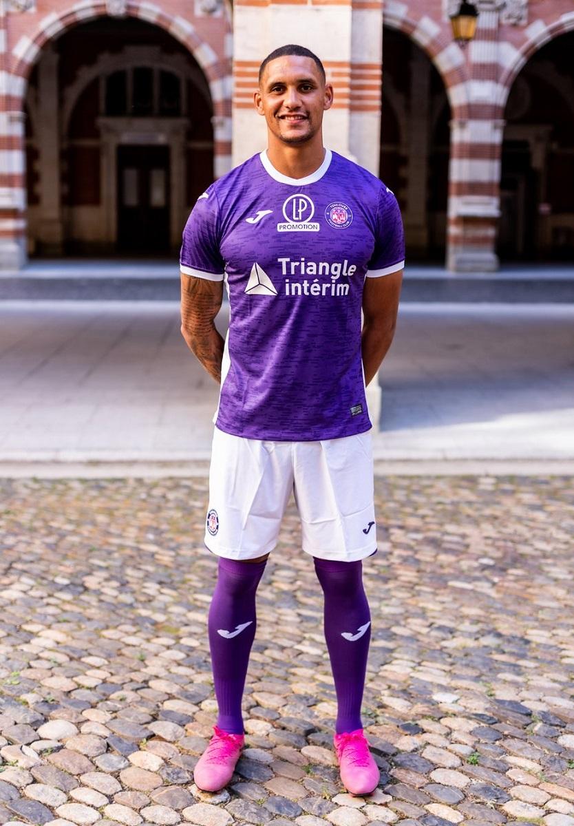 Camisas de times Toulouse
