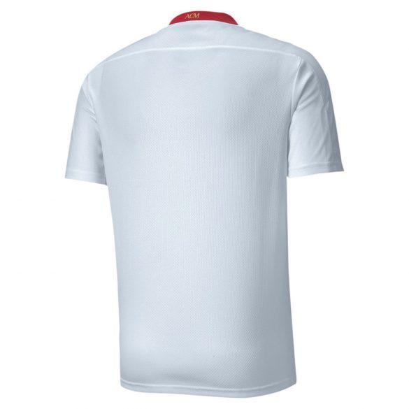camisa 2 do milan costas
