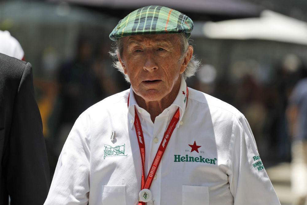 maiores campeões da f1 Jackie Stewart