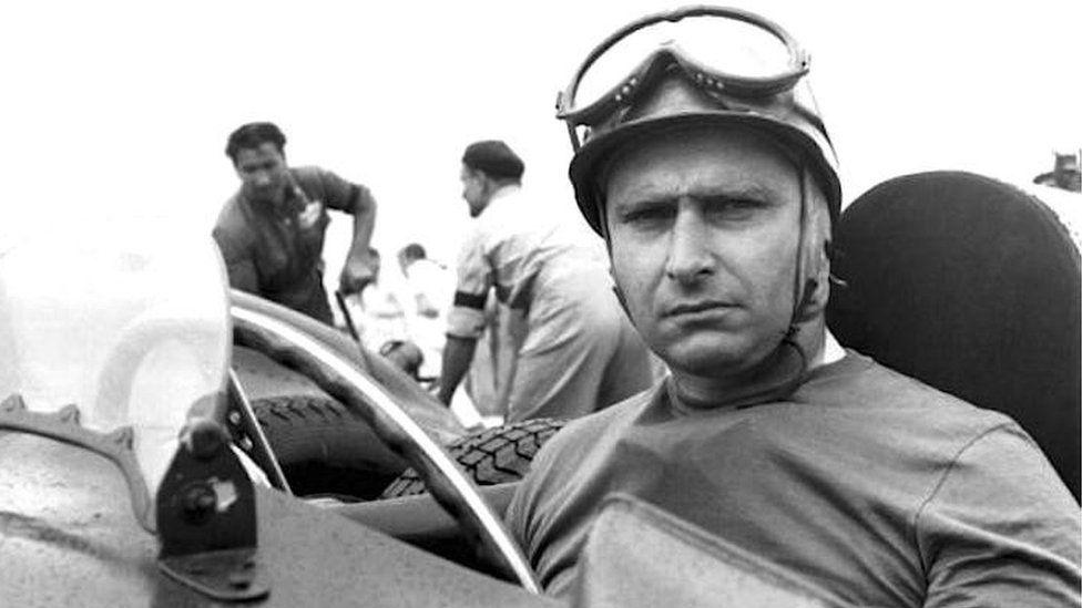maiores campeões da f1 Juan Manuel Fangio