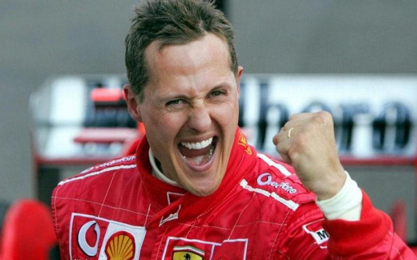 maiores campeões da f1 Michael Schumacher