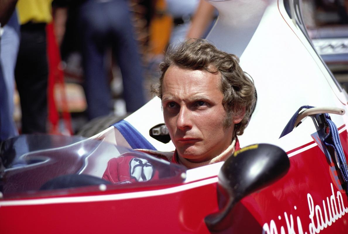 maiores campeões da f1 Niki Lauda