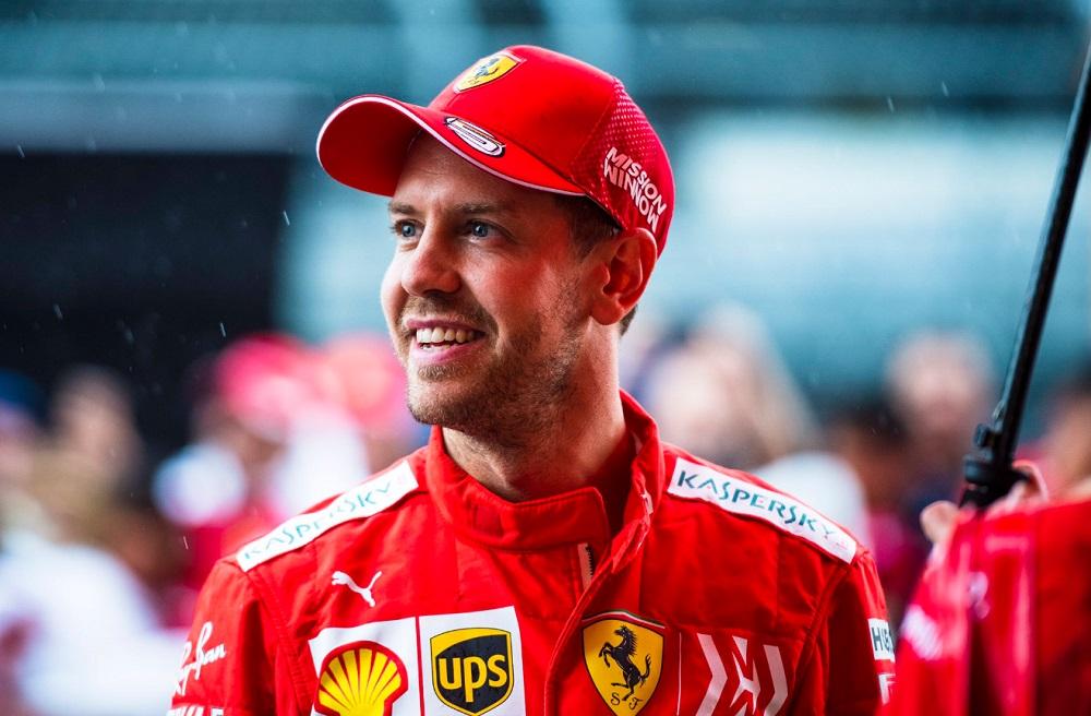 maiores campeões da f1 Sebastian Vettel