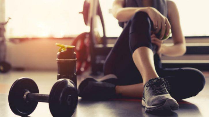 Musculação em casa