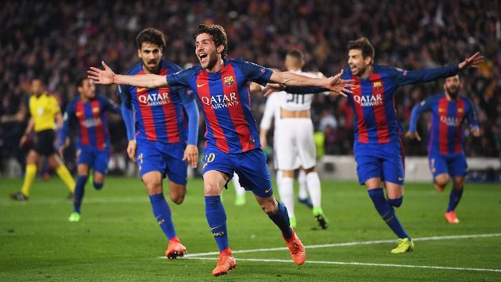 10 maiores jogos da Champions League