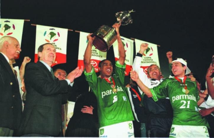 Palmeiras bicampeão da Libertadores