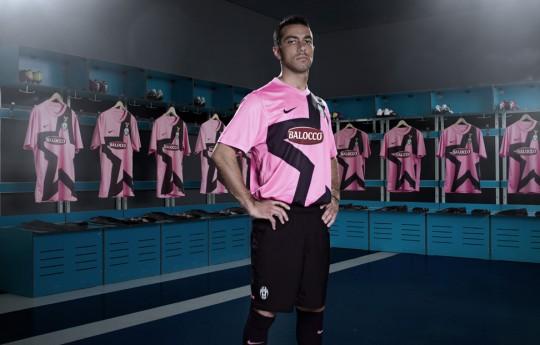 história da camisa da Juventus