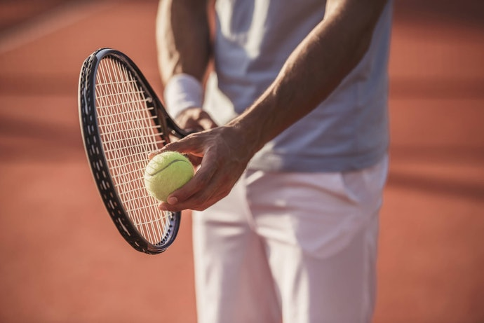 como escolher raquete de tênis