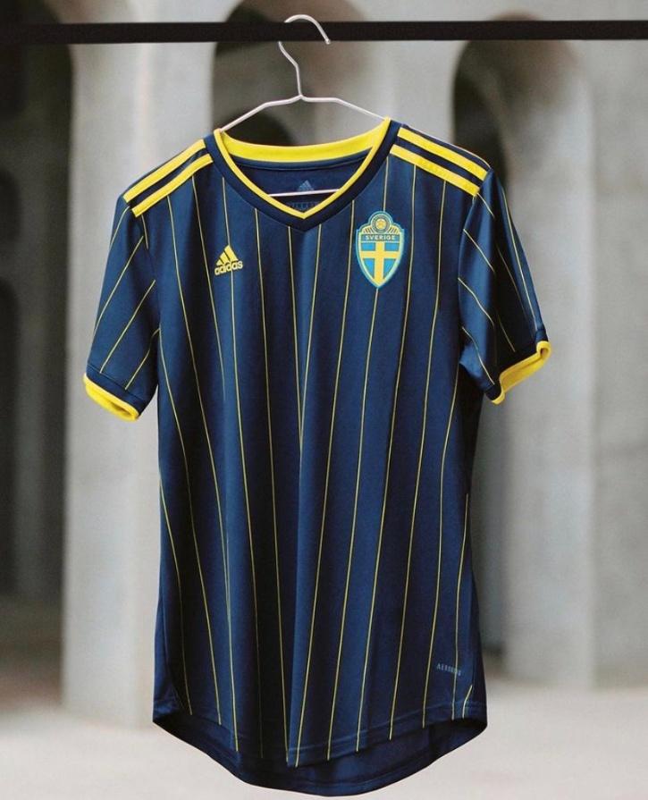 camisas das seleções Adidas 2021-22